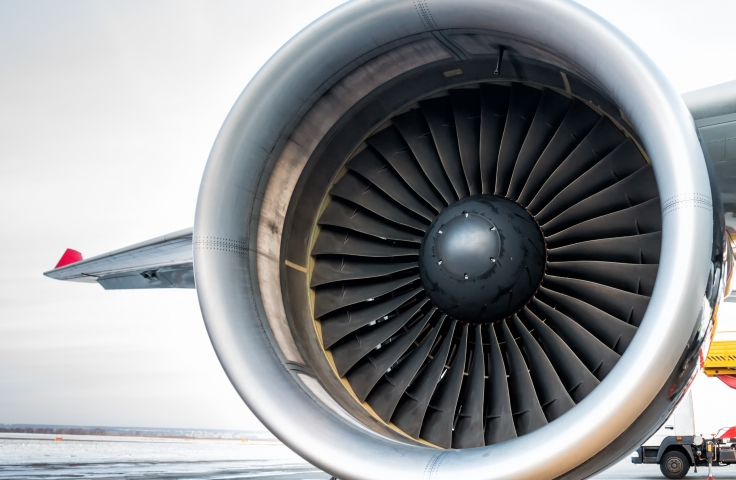 Designing next generation aerospace materials for cleaner air travel